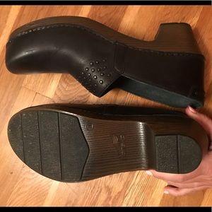 Size 11 / 41 Dansko clogs work once